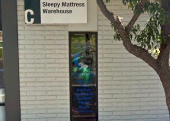Irvine mattress store Sleepy Mattress Warehouse
