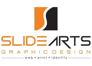 Lincoln web designer Slide Arts Graphic Design