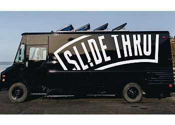 Kent food truck Slide Thru Food Truck