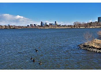 Denver public park Sloan's Lake Park