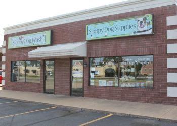 Tulsa pet grooming Sloppy Dog Wash