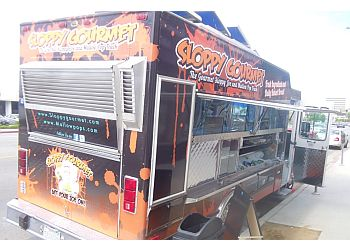 Inglewood food truck Sloppy Gourmet