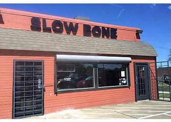 Dallas barbecue restaurant Slow Bone BBQ