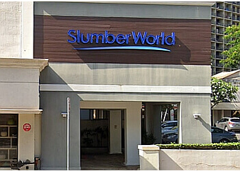 Honolulu mattress store SlumberWorld