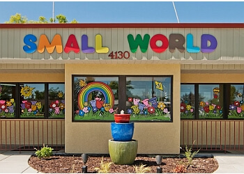 West Valley City preschool Small World Child Care centers