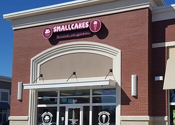 Newport News cake Smallcakes