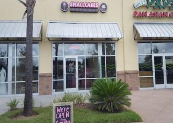 Jacksonville cake Smallcakes Cupcakery and Creamery