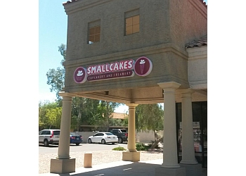 Scottsdale cake Smallcakes Cupcakery and Creamery