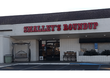 Salinas steak house Smalley's Roundup