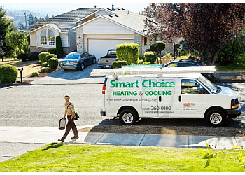 Vancouver hvac service Smart Choice Heating & Cooling Inc.