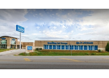 McKinney storage unit SmartStop Self Storage