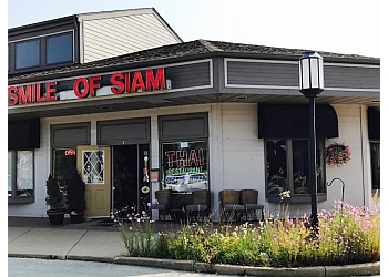 Joliet thai restaurant Smile of Siam
