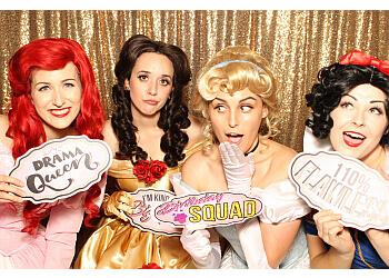 Fresno photo booth company Smiley Photo Booths, LLC