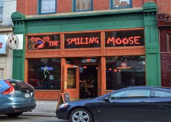 Pittsburgh sports bar Smiling Moose