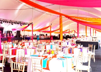 Allentown event rental company Smith Brothers Tent Rentals