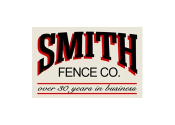 Louisville fencing contractor Smith Fence Co., LLC.