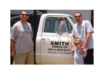 San Diego fencing contractor Smith Fence Company