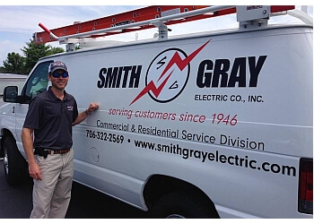 Columbus electrician Smith Gray Electric Co., Inc.
