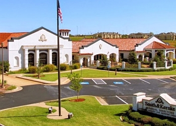 Oklahoma City funeral home Smith & Kernke Funeral Homes & Crematory