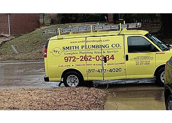 Grand Prairie plumber Smith Plumbing Company