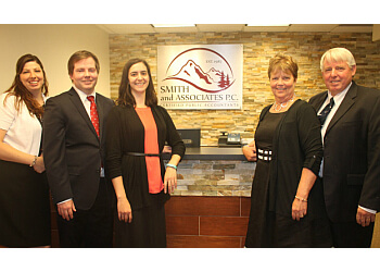 Lakewood accounting firm Smith and Associates P.C.