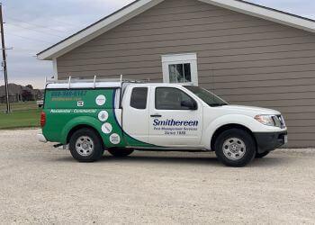 Kansas City pest control company Smithereen Pest Management Services