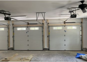 Clarksville garage door repair Smith's Garage Doors