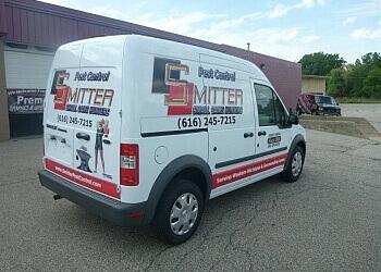 Grand Rapids pest control company Smitter Pest Control