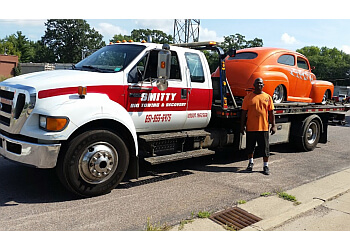 St Paul towing company Smitty Big Towing & Recovery