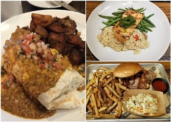 Tulsa american cuisine Smoke Woodfire Grill