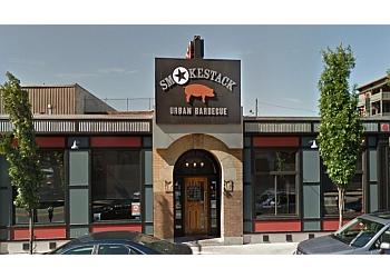 Worcester Barbecue Restaurant Smokestack Bbq