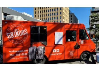 Mobile food truck Smokin Gringos