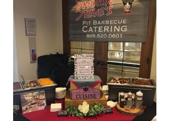 Simi Valley caterer Smokin' Steve's Catering