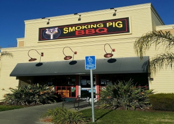 Fremont barbecue restaurant Smoking Pig BBQ Company