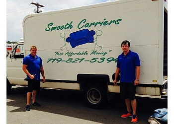Pueblo moving company Smooth Carriers