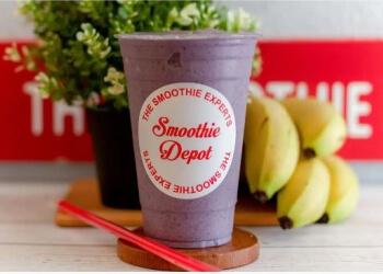 Pasadena juice bar Smoothie Depot