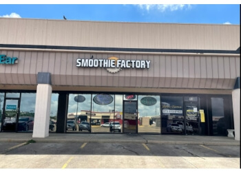 Mesquite juice bar Smoothie Factory