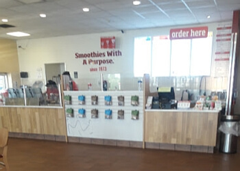 Beaumont juice bar Smoothie King