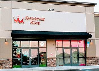 Gainesville juice bar Smoothie King