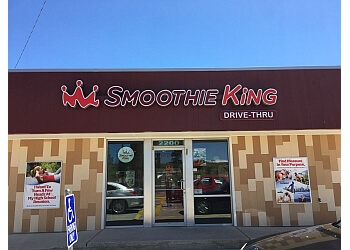 Killeen juice bar Smoothie King