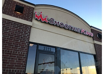 Lubbock juice bar Smoothie King