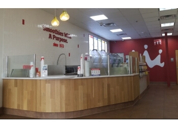McKinney juice bar Smoothie King