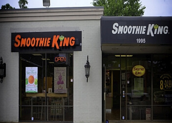 Memphis juice bar Smoothie King