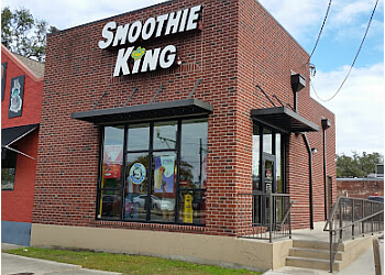 New Orleans juice bar Smoothie King