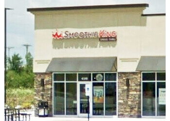 Springfield juice bar Smoothie King