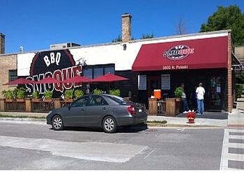 Chicago barbecue restaurant Smoque bbq