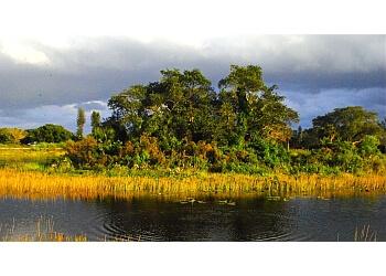 Miramar hiking trail Snake Warrior Island Natural Area