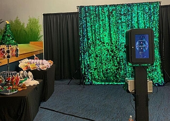 Corpus Christi photo booth company Snap Box and Rock Photo Booth
