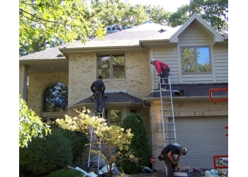 Minneapolis roofing contractor Snap Construction, Inc.
