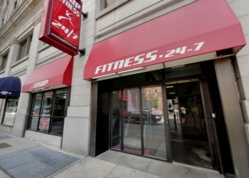 Cincinnati gym Snap Fitness